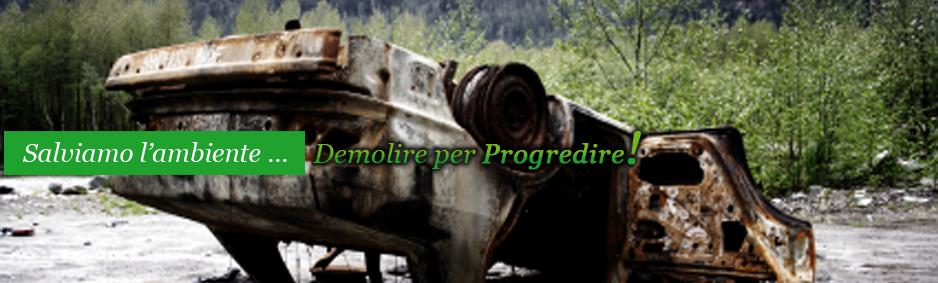 Home - Autodemolizione BPM Brescia - Demolizione, Ritiro